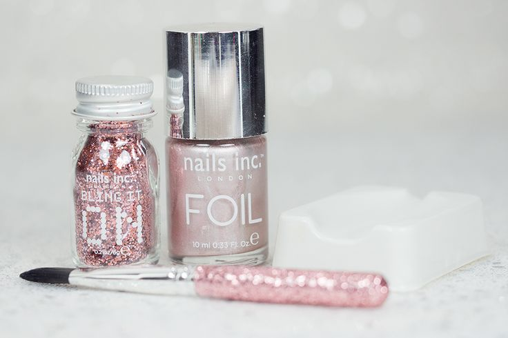Bling It On Rose Gold - Nails Inc.