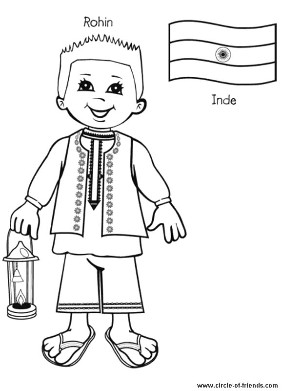 international Coloring pages | International Kids - 999 Coloring Pages
