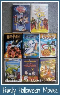 family halloween movies not too scary movies your whole family can enjoy - Top Kids Halloween Movies