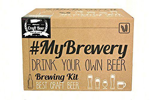 Pale Ale kit de brassage My Brewery. Faire sa bière maison. Instructions en français: Avec le kit de brassage Albero Pale Ale vous brassez…