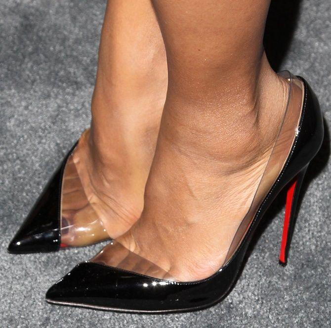 3267 besten high heels we love bilder auf pinterest christian louboutin hochhackige schuhe. Black Bedroom Furniture Sets. Home Design Ideas