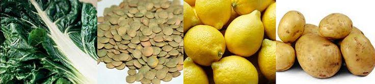 Lemon Lentils Soup | Mama's Lebanese Kitchen - Traditional Lebanese Recipes