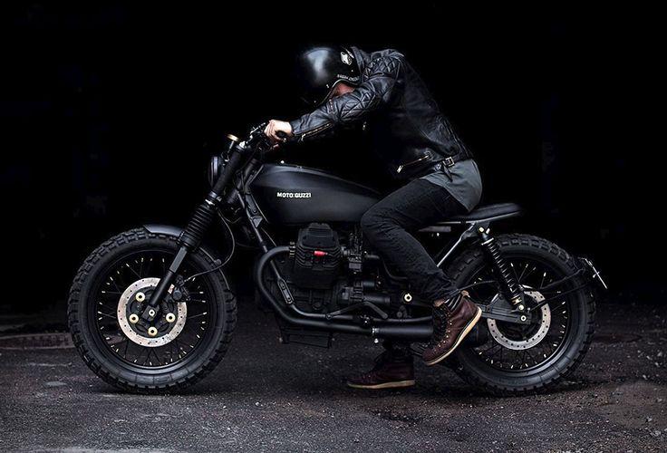 Recast Moto Guzzi Nevada | Image