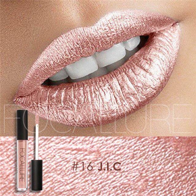 FOCALLURE Matte Lipstick - SAVE 33% + FREE SHIPPING