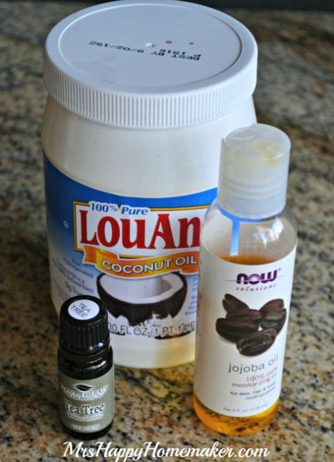 Homemade Deep Conditioner & Hot Oil Treatment for Hair