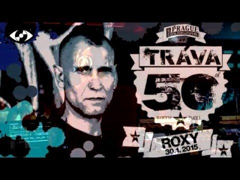 one of pioneers of electronic music in our country DJ TRÁVA ´s 50 BIRTHDAY @ ROXY PRAGUE CLUB CZECH REPUBLIC