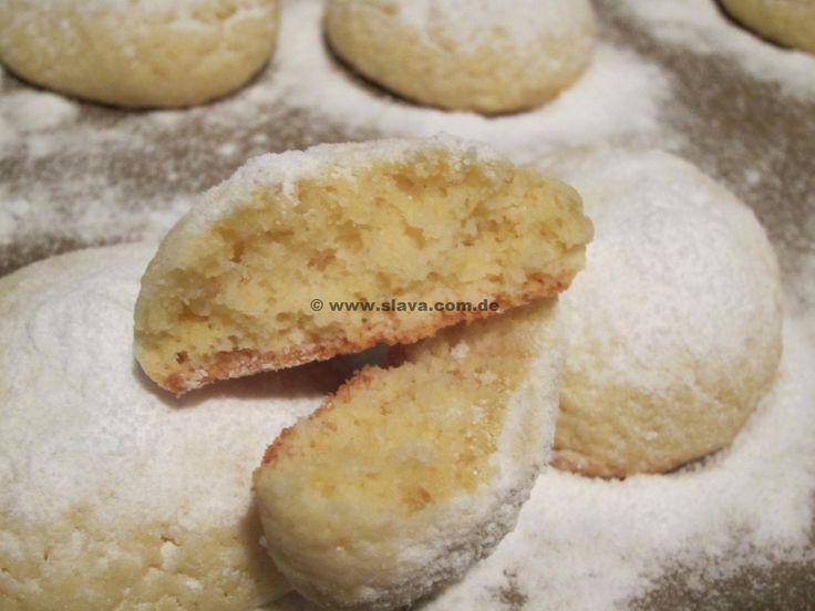 schnelle Biscotti al limone « kochen & backen leicht gemacht mit Schritt für Schritt Bilder von & mit Slava