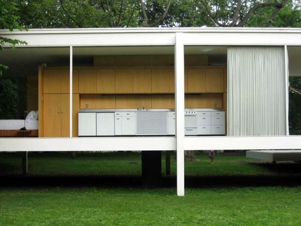 56 best images about farnsworth house on Pinterest