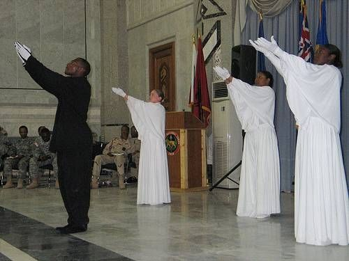 Praise Dance Ideas