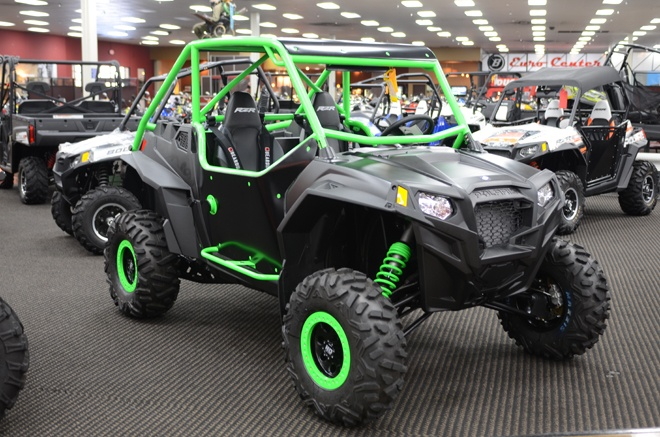 Custom Side X Sides for sale Polaris & Arctic Cat