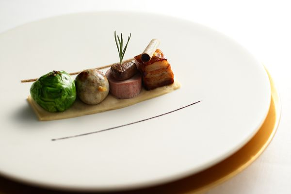 French fine dining food picture fine dining in the hills for French canape menu