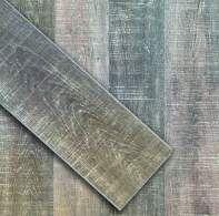 "Solid Core Vinyl Click QuickPro Ultimate 6""x48"" Vintage Timber Plank Floor"