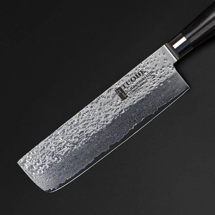 Superbe Professional Chinese Vegetable Cleaver 7u0027u0027 Inch High Carbon VG10 Stainless  Steel Kitchen Knife
