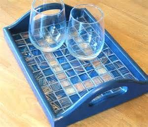 mosaic serving tray - - Yahoo Image Search Results