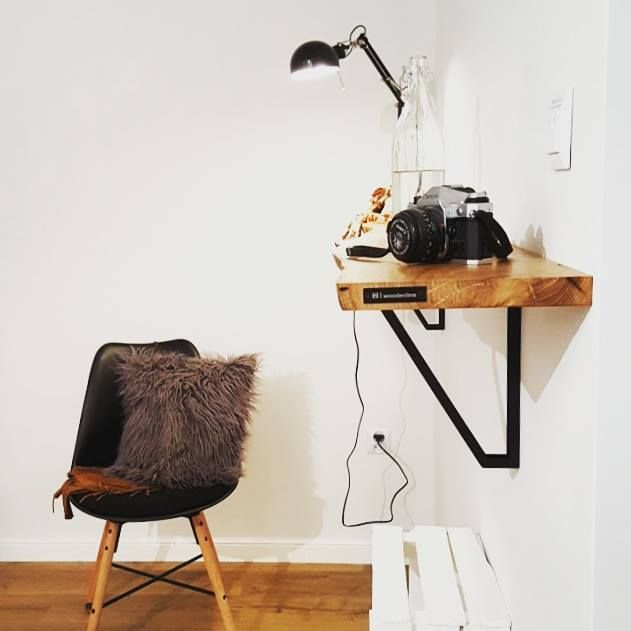 furniture and accessories made of solid wood