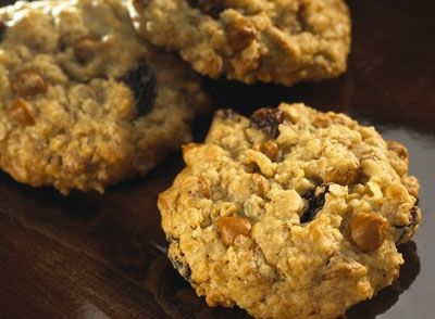 Oatmeal Cinnamon Chips Cookies