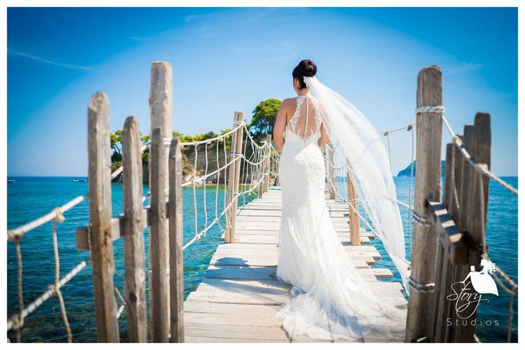 Amie and Ashley's Cameo Island Wedding in Zante 5th August 2017
