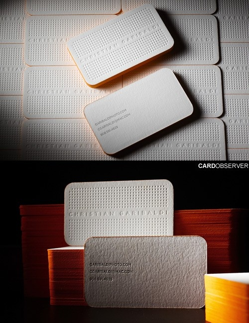 64 best business cards images on pinterest name cards business textured business cards love the inked edge reheart Images