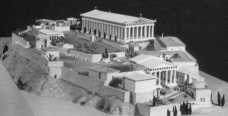 Classical Period Of Greece 480 323 Bc Reconstructed