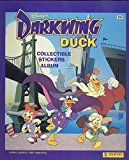 #5: Darkwing Duck Panini Album Sticker Book With 20 Unopened Packs Trading Cards Stickers NonSport