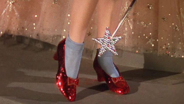 The most famous shoes in the world...