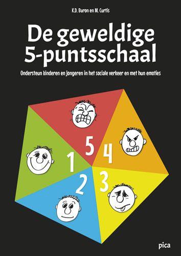 De geweldige 5-puntsschaal : ondersteun kinderen en jongeren in het sociale verkeer en met hun emoties /Pica