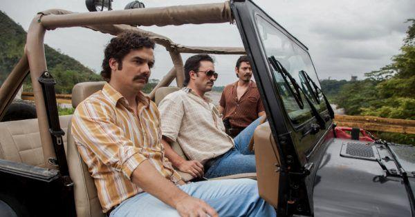 ¿Has visto ya las tres temporadas de #Narcos? De lo mejor de #Netflix ¡¡¡Recomendadísima!!