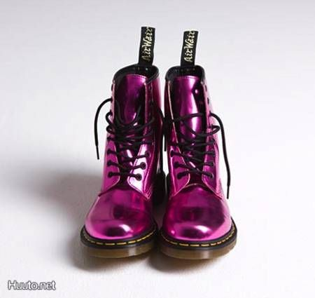 Dr. Martens -maiharit (Koram Flash Design Metallic) / Dr. Martens boots