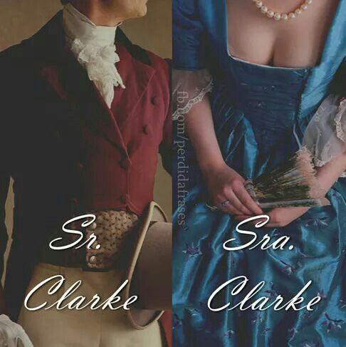 Sr. e Sra. Clarke - Sofia e Ian - Série Perdida - Carina Rissi