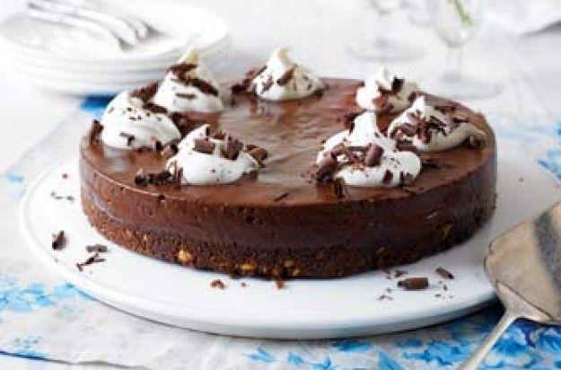 Τάρτα+σοκολάτας+…+πειρασμός