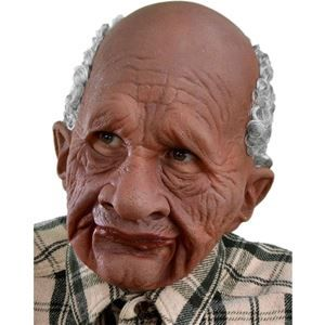 Grandpappy Old Man Mask - 378568 | trendyhalloween.com