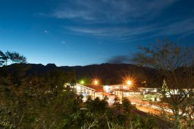 El Valle de Anton, Panama, at night – We do have quite a few restaurants, but none of them play music.  In El Valle you go to the restaurant to eat.  There's no place for dinner and dancing. - See more at: http://bestplacesintheworldtoretire.com/questions-and-answers/879-how-s-the-nightlife-and-entertainment-in-and-around-el-valle-de-anton-panama#sthash.OOdaTCS2.dpuf