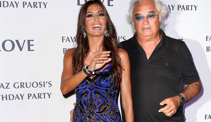 Flavio Briatore e Elisabetta Gregoraci si sono lasciati?