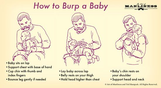 New Dad Survival Guide: The Skillset
