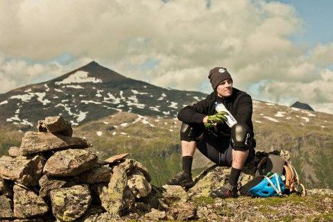 Jussi Rajala at #Storhumpen #Tamokdalen - Pole Bicycles