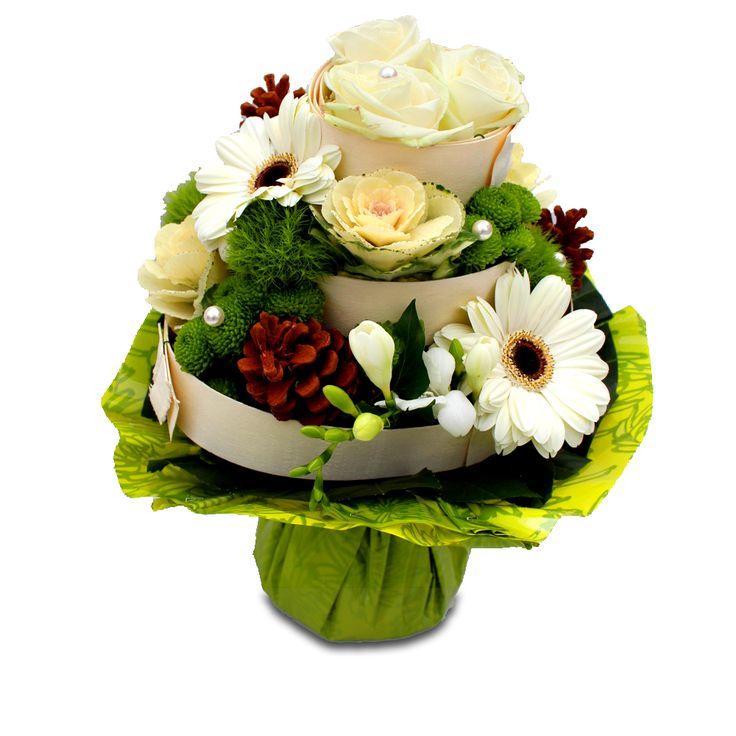 Plus de 25 id es uniques dans la cat gorie bouquet de for Bouquet de fleurs dans une boite