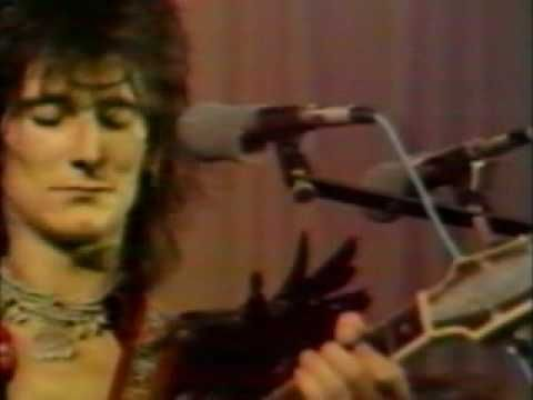 """Ron Wood, Keith Richards And The First Barbarians - """"I Can Feel The Fire"""""""