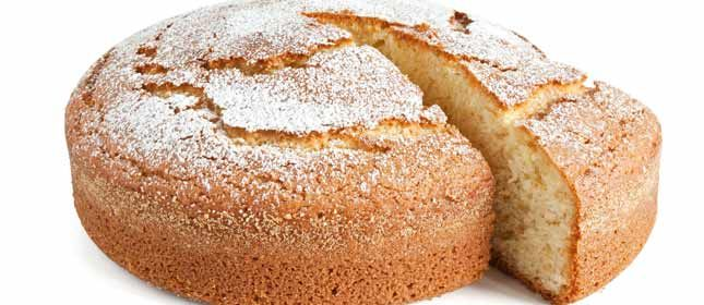 Bizcocho esponjoso. Sólo 2 ingredientes (helado y harina leudante) //Fluffy sponge cake with only 2 ingredients (flour and ice cream)