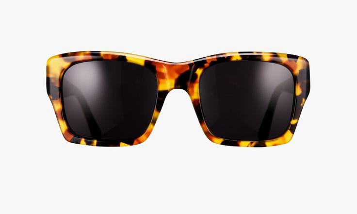 Kirk Originals Eyewear Relaunch With Summer 2014 Line • Selectism