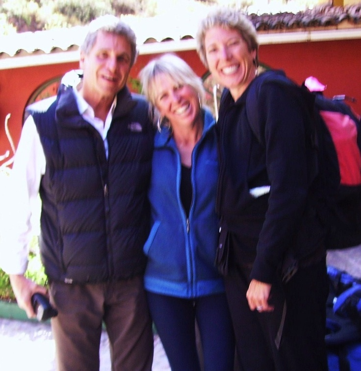 My teachers and mentors - Dr Alberto Villoldo and Linda Fitch - Sacred Valley, Peru http://www.facebook.com/pages/Adelaide-Australia/Inner-Essence-Holistic-Therapy/189416464288