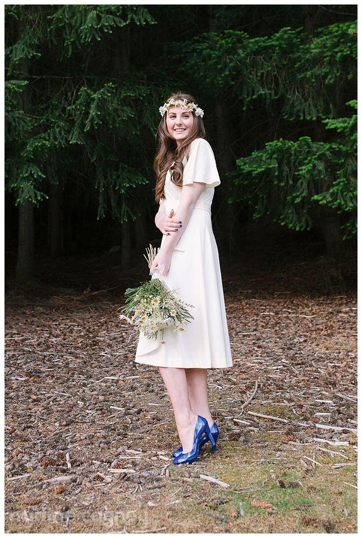 Something old, something new, something borrowed, something blue!  Indie Bride wedding-inspired photo shoot, Wanaka, New Zealand.