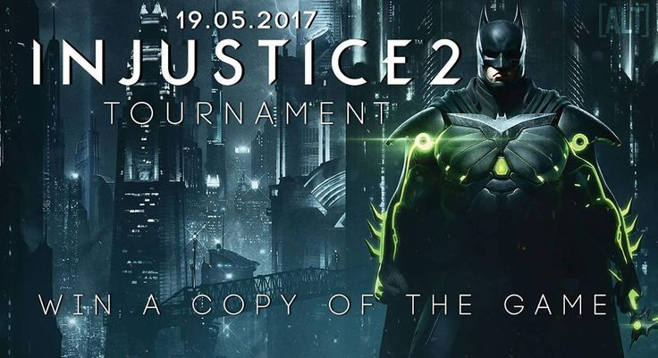 WIN A COPY OF THE GAME  To celebrate the launch of Injustice 2 ALT is hosting a tournament where you can WIN a copy of the game!  The tournament will be a double elimination bracket and costs 5 to enter! The prize for our winner will be a brand new copy of the game for your choice of Xbox One or PS4!  The Matches will be streamed online on http://ift.tt/2p0rB9J  To go alongside the tournament we'll be having a themed night with DC Cosplay. We'll also be offering 5 Joker and Harley Quinn…
