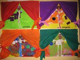 Ontwerpschema Hier kun je een ontwerpschema/groepsplan downloaden om alle activiteiten goed te verdelen: ontwerpschema/groepsplan: het theater Doel Kinderen leren zich te presenteren en te verwoorden Talenten ontplooien van de kinderen Kinderen leren te doen alsof Kinderen leren een klein toneelstukje op te voeren Leren ontdekken wat het theater is en wat er gebeurt Voorstelling geven...  Lees meer »