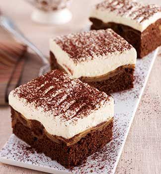 Kaffee-Brownies - Aurora Backrezepte