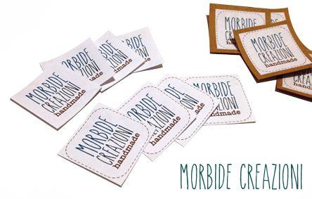 Etichette Morbide Creazioni handmade