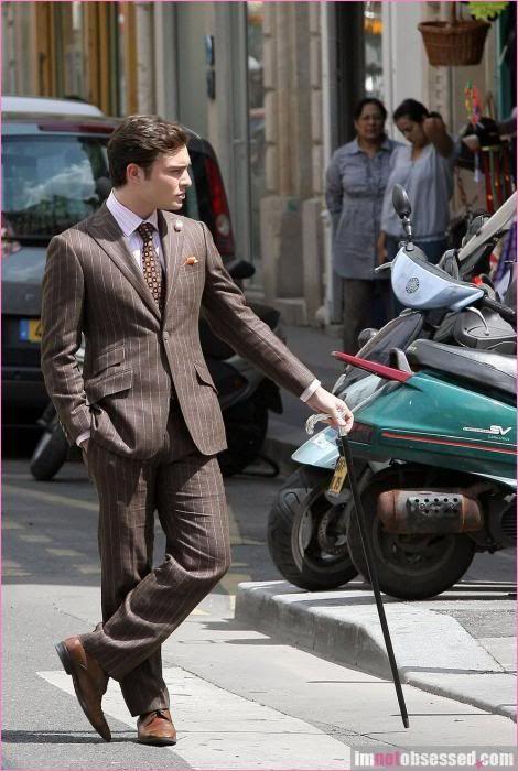 #Mensfashion #suits #chuckbass