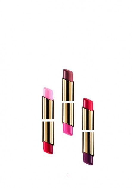 помада Guerlain KissKiss Rose Lip осень 2015