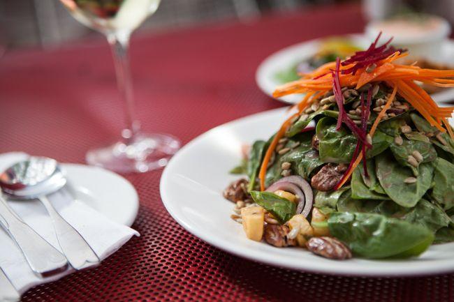 Healthy eating in Kingston, Ontario.  www.visitkingston.ca
