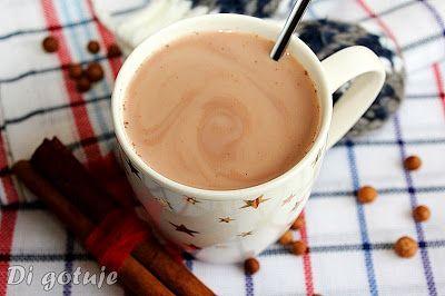 Di gotuje: Kakao na mleku z cynamonem