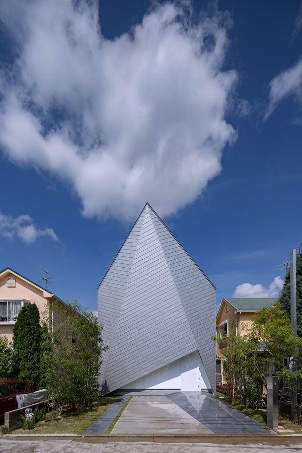 仁川の住宅|奥和田健建築設計事務所|スマートフォンページ